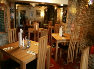 Inside the Fox and Hounds Tytherington - Pub Lunch Group venue