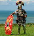 Roman Centurion - The Latin is Fun Group do Roman Drama