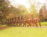 The Art Appreciation Group visited the Yorkshire Sculpture Park